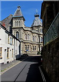 SS9512 : Towards Tiverton Town Hall by Jaggery