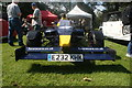 TL7835 : View of a Furore Formula kit car in the Hedingham Castle Classic and Vintage Car Show by Robert Lamb