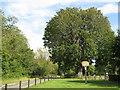 TL5305 : Village sign at Bobbingworth, near Ongar by Malc McDonald