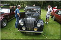 TL7835 : View of a Morris 8 Series E in the Hedingham Castle Classic and Vintage Car Show by Robert Lamb