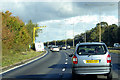 TQ6079 : Traffic Cameras on the Eastbound A13 by David Dixon
