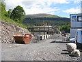 NM9541 : House building site at Barcaldine by M J Richardson