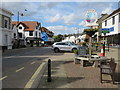 TL5502 : Ongar High Street by Malc McDonald