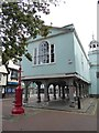 TR0161 : Faversham - The Guildhall by Rob Farrow