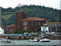 SX9781 : Starcross atmospheric railway pumping station by Chris Allen