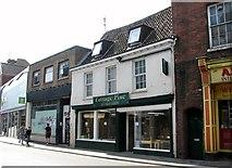 TG2309 : 16/18 Magdalen Street - Cottage Pine by Evelyn Simak