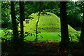 NY3462 : Ice house in Castletown woods by Tiger