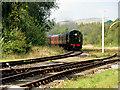 SD7917 : Steam Train approaching Ramsbottom by David Dixon