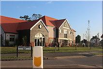 TL2046 : The King's Reach pub, Biggleswade by David Howard