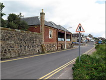 NO4202 : Cardy Net House, Lower Largo by Andrew Curtis