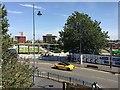 SP0787 : A corner of the HS2 Curzon Street station site, Eastside, Birmingham by Robin Stott