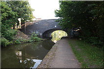SP3380 : Bridge #2 Cash's Lane, Coventry Canal by Ian S