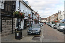TL3171 : Bridge Street, St Ives by David Howard