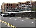 ST3188 : Multistorey High Street car park, Newport by Jaggery