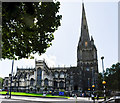 ST5972 : St Mary Redcliffe church, Bristol by Julian P Guffogg