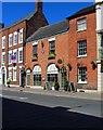SO9545 : Belle House, 5A Bridge Street, Pershore, Worcs by P L Chadwick