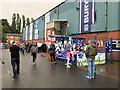 SD8009 : Bury FC - Gigg Lane by David Dixon