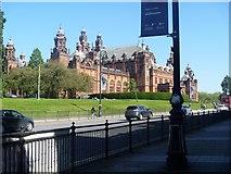 NS5666 : Glasgow buildings [28] by Michael Dibb