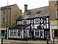SK5461 : The Old Ram Inn, Church Street, Mansfield by Alan Murray-Rust