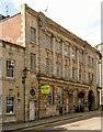 SK5361 : Former Head Post Office, Church Street, Mansfield by Alan Murray-Rust