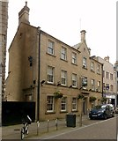 SK5361 : The White Hart, Church Street, Mansfield by Alan Murray-Rust