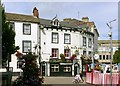 SK5361 : The Market Inn, Mansfield by Alan Murray-Rust