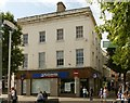 SK5361 : 17 & 18 Market Place, Mansfield by Alan Murray-Rust