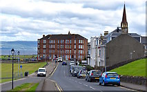 NS2059 : Mackerston Place, Largs, North Ayrshire by Mark S