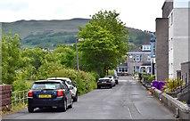NS2059 : Burnlea Road, Largs, North Ayrshire by Mark S