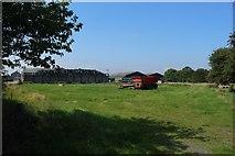 NZ2796 : Footpath at High Chibburn by Graham Robson