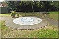 TF2998 : Aircraft crash memorial at North Thoresby by Adrian S Pye