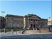 SJ3490 : The Walker Art Gallery, Liverpool by Stephen Craven