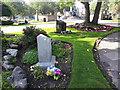 SJ3490 : Northern Ireland Memorials, St John's Garden, Liverpool by Stephen Craven