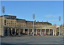 SE1632 : Centenary Square, Bradford by habiloid