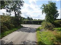 H8920 : The Western end of Lisleitrim Road by Eric Jones