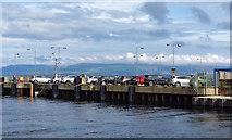 NS2059 : Largs Pier, North Ayrshire by Mark S