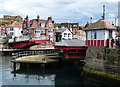 NZ8911 : Whitby Swing Bridge by Mat Fascione