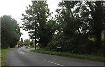 TL2870 : High Street, Hemingford Abbots by David Howard