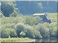 SE1853 : Cascade from Fewston into Swinsty reservoir by Stephen Craven