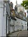 TL4458 : Botolph Lane by Alan Murray-Rust
