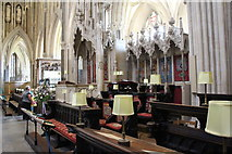 ST5545 : Wells Cathedral (18) by Chris' Buet