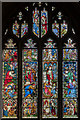 ST5972 : Window s.IV, St Mary Redcliffe church, Bristol by Julian P Guffogg