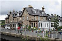 NH9022 : Carrbridge Hotel by Anne Burgess