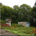 NH6845 : Ventilation shaft, Raigmore Emergency Bunker by Craig Wallace