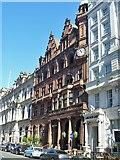 NS5965 : Glasgow buildings [43] by Michael Dibb