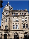 NS5965 : Glasgow buildings [46] by Michael Dibb