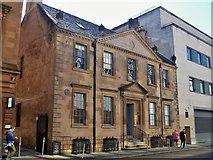 NS5965 : Glasgow buildings [51] by Michael Dibb