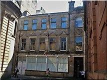 NS5965 : Glasgow buildings [59] by Michael Dibb