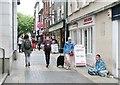 TG2208 : Homeless in Norwich by Evelyn Simak
