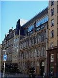 NS5965 : Glasgow buildings [68] by Michael Dibb